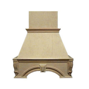 Air Pro Decorative Keystone Wall Mount Wood Range Hood Diffe Sizes Finishes Available Cfm Depends On Choice Of