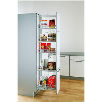 Vauth Sagel Pantry Hsa Cabinet Pull Out System 4 Baskets Recommended 47 1 57 H