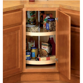 Lazy Susans - Shop for Cabinet Lazy Susans and Built In Lazy ...