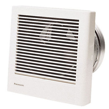 Incroyable Panasonic 70 CFM Whisper Wall Mounted Bathroom Fan