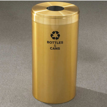 RecyclePro Value Series with Single Purpose Opening, 23 Gallons