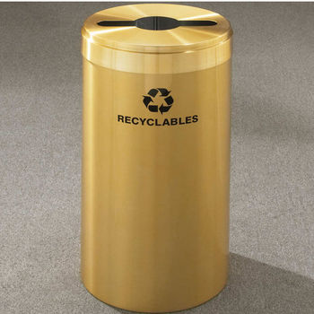 RecyclePro Value Series with Multi-Purpose Opening, 41 Gallons