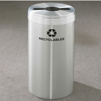 RecyclePro Value Series with Multi-Purpose Opening, 23 Gallons