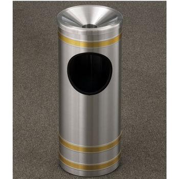 Glaro Capri Series Funnel Cover Ash/Trash Receptacle