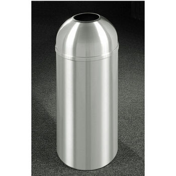 New Yorker WasteMaster™ Collection Open Dome Top Waste Receptacles