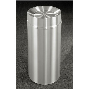 New Yorker WasteMaster™ Collection Tip Action Top Waste Receptacle