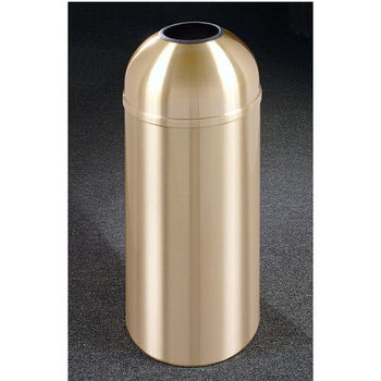 Atlantis WasteMaster™ Open Dome Top Waste Receptacle