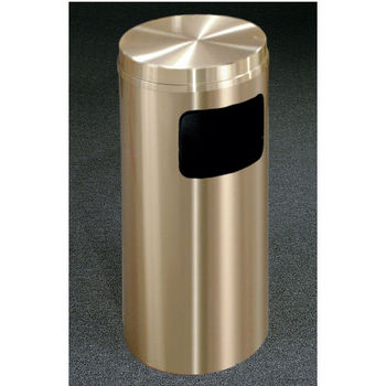Atlantis WasteMaster™ Collection Flat Top Waste Receptacle