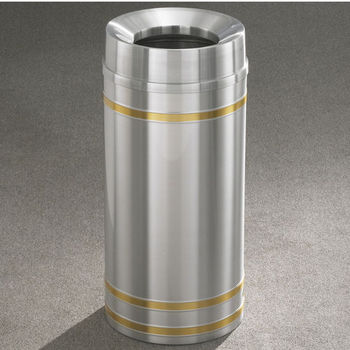 Capri WasteMaster™ Collection Funnel Top Waste Receptacles