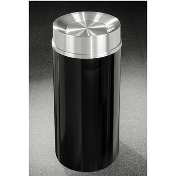 Mount Everest Collection Tip Action Top Waste Receptacle