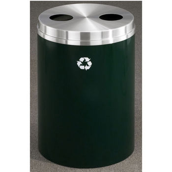 Glaro RecyclePro® Series Dual Purpose Recycling Bins