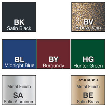 Best Selling Designer Powder Coat Finishes