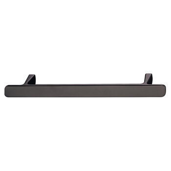 Hafele 373mm (14-11/16'' W) Brushed Black Nickel