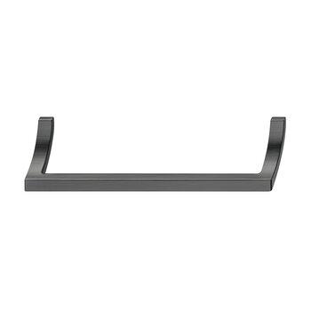 Hafele 329mm (12-15/16'' W) Brushed Black Nickel