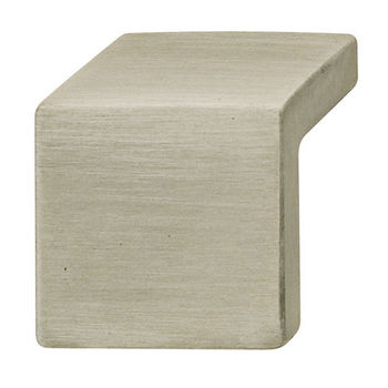 Hafele Modern Square Knob 30mm (1-1/4'') Wide