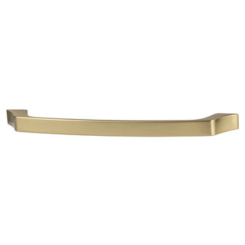 Hafele 184mm (7-1/4'' W) Matt Gold