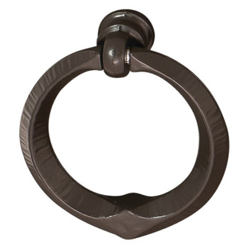 Hafele Ring Pull in Dark Oil-Rubbed Bronze