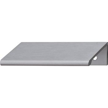 """70mm (2-3/4"""" W) Satin / Brushed Aluminum"""