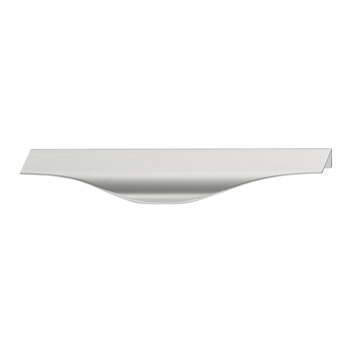 Hafele 350mm (13-3/4'' W) Matt Aluminum