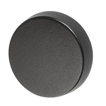"Hafele 44mm (1-3/4"" Diameter) Black Bronze"