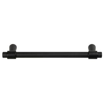 Hafele 157mm (6-3/16'' W) Matte Black