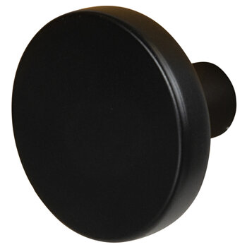 Hafele 35mm (1-3/8'' Diameter) Matte Black