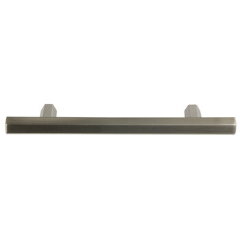 Hafele 149mm (5-7/8'' W) Satin Nickel