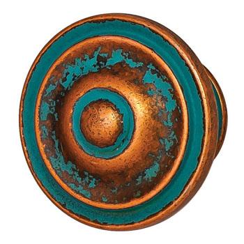 Rustic Copper Knob