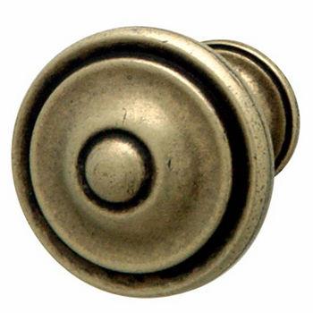 Glazed Bronzed Knob
