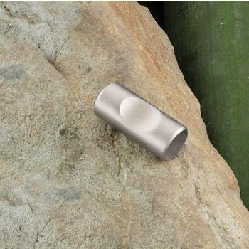 Hafele Modern Round Knob 11mm (1/2'') Diameter