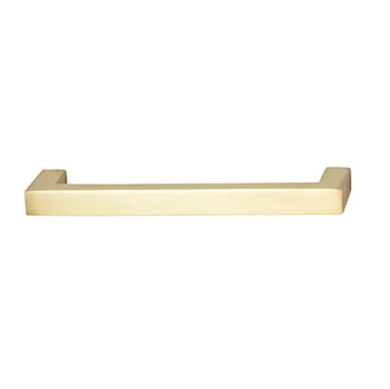 "105mm (4-1/7"" W) Satin / Brushed Brass"