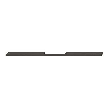 Hafele 350mm (13-3/4'' W) Black Ral 9017