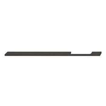 Hafele 400mm (15-3/4'' W) Black Ral 9017