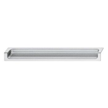 Hafele 177mm (6-15/16'' W) Matt Aluminum