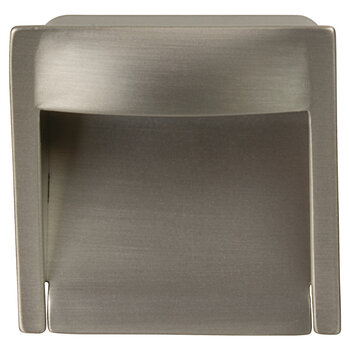 Hafele 45mm (1-3/4'' W) Satin/Brushed Nickel