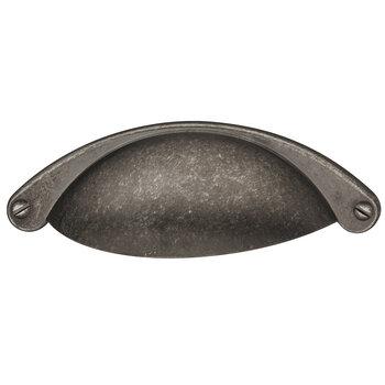 Hafele 104mm (4-1/8'' W) Pewter