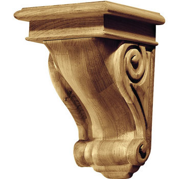 Hafele Rosette Collection Corbel, Alder