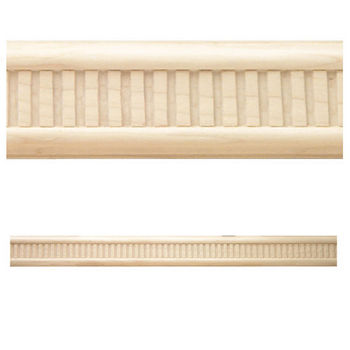 Hafele Regency Collection Hand Carved Moulding Traditional 96'' W