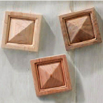 Available Finishes: Maple, Oak and Cherry