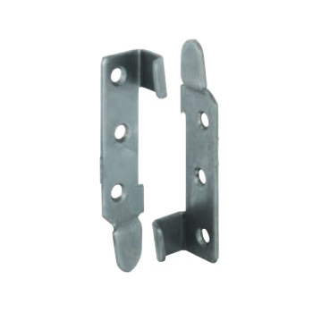 Hafele Bed Connecting Bracket Fitting, Set 95mm