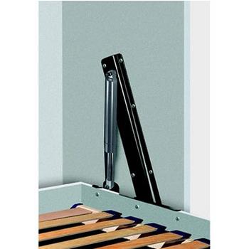 Hafele Foldaway Bed Fittings Hardware Kit - Lengthwise Mounting