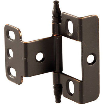 cabinet hinges in multiple superior quality finishes - easy to