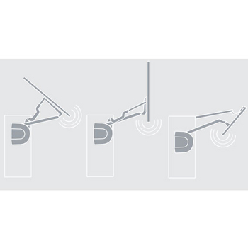 Hafele Lift-Up Fitting - E-Strato