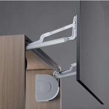 Cabinet Door Mechanisms Used To Open And Close Cabinet
