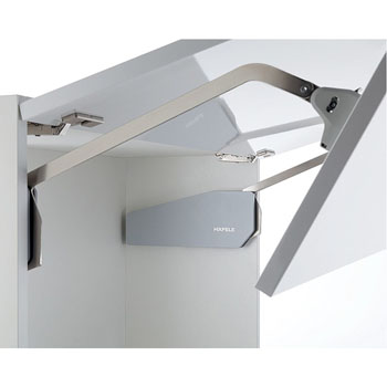 Hafele Double Door Lift-up Fitting Lid Stay, Free Fold Short