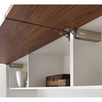 Hafele Salice Wind Lift System Fitting Set, Soft Close