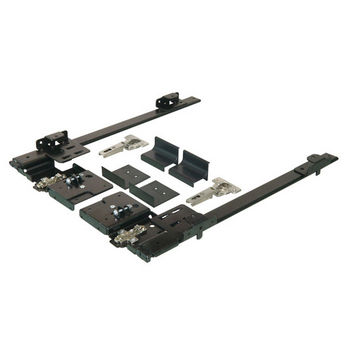 Hafele Pocket Door System - Accuride CB1321 Pro Pocket, Steel