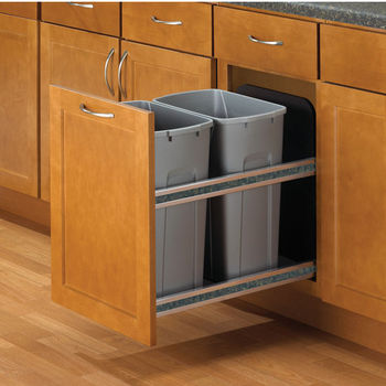 Hafele Trash Cans, Waste Bins