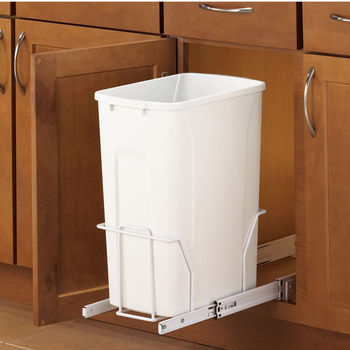 Single Bottom Mount Waste Bin