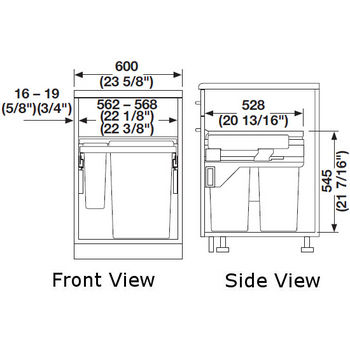 Dimensions and Specifications